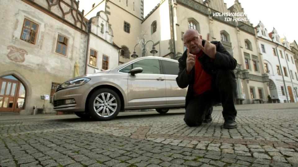 Volkswagen Touran 2,0 TDI Highline DSG