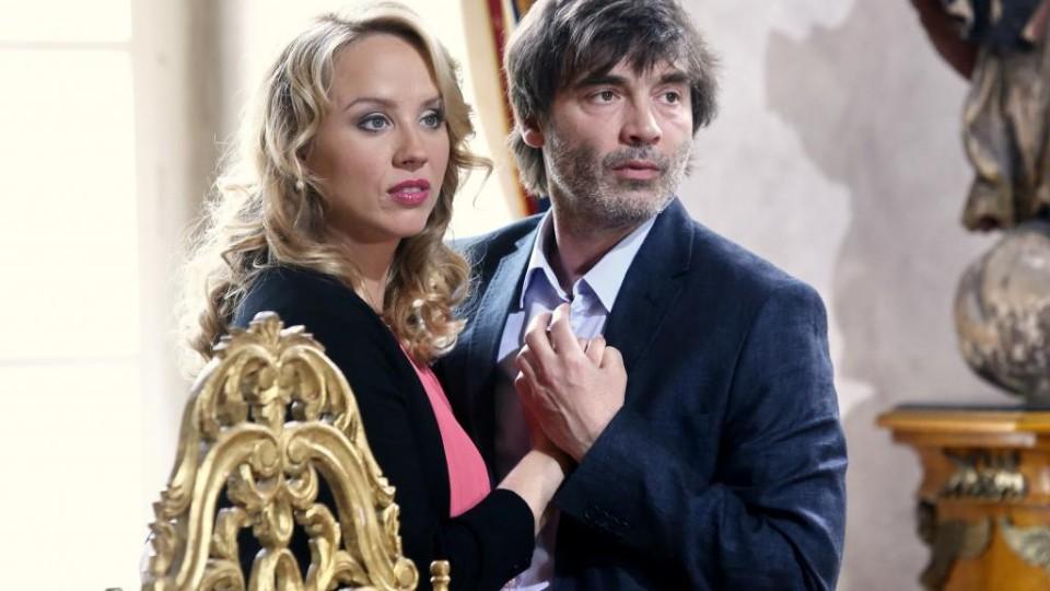 Svatby v Benátkách - José a Romeo před svatbou