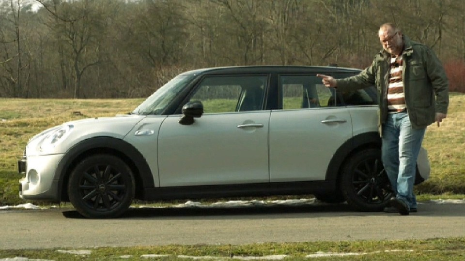 Mini Cooper SD 5D AT