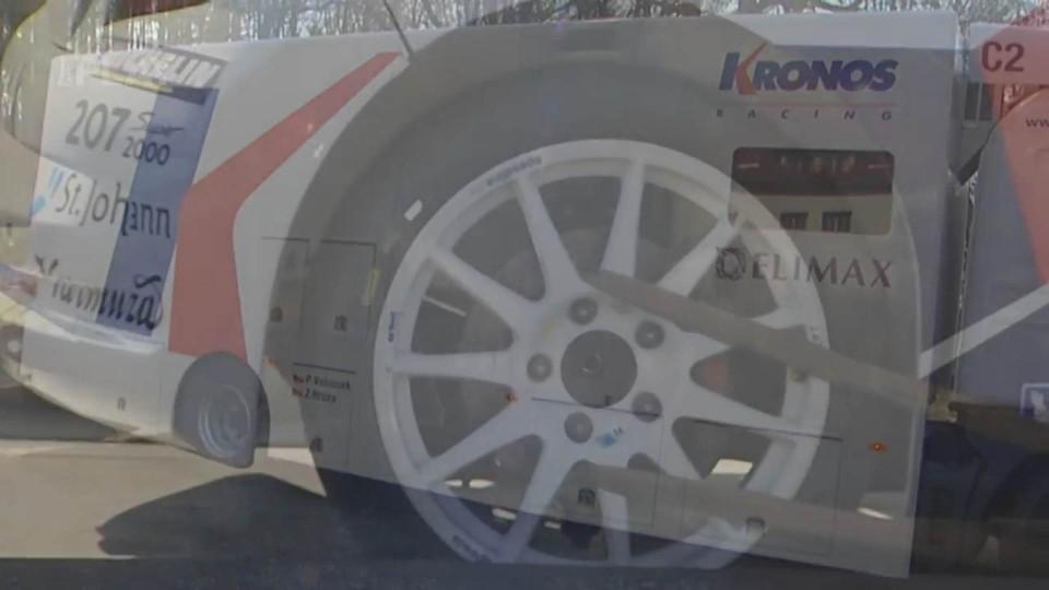 WRC 2013 - Valoušek Peugeot