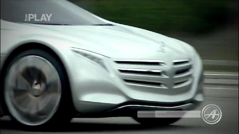 Mercedes-Benz F 125!
