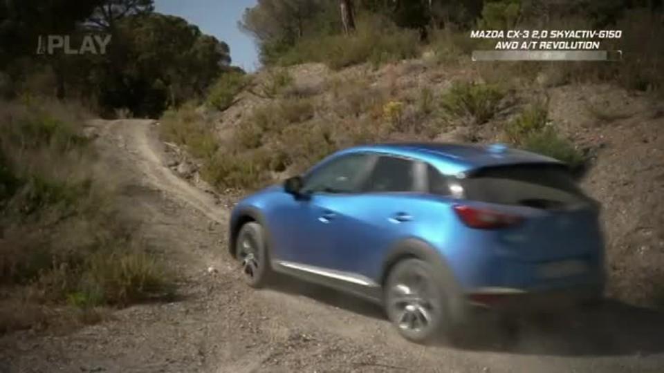 Mazda CX-3 2,0 Skyactiv-G150 AWD A/T Revolution