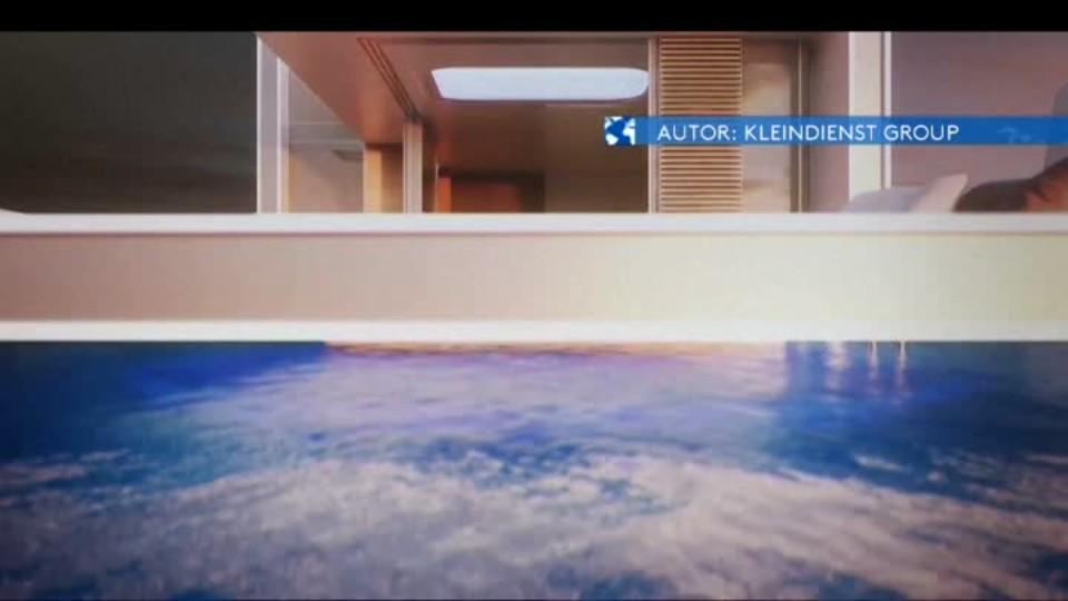 SVĚT: Emiráty - Podvodní luxusní vila