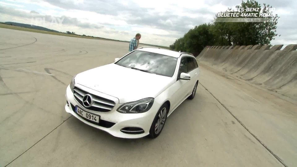 Mercedes-Benz E250 BlueTec 4Matic Kombi