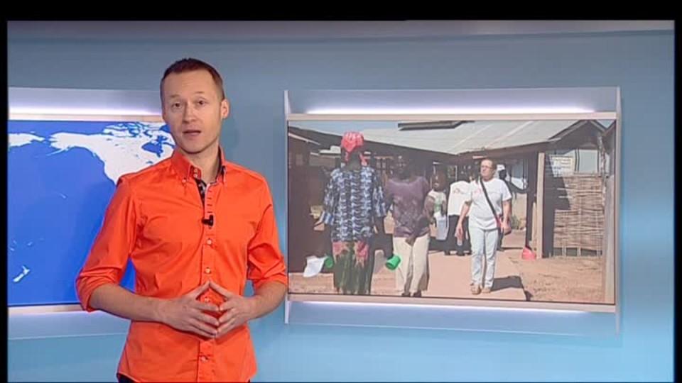 SVĚT: Češka léčí vJižním Súdánu