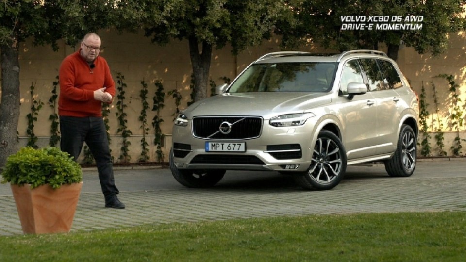 Volvo XC90 D5 AWD Drive-E Momentum I.