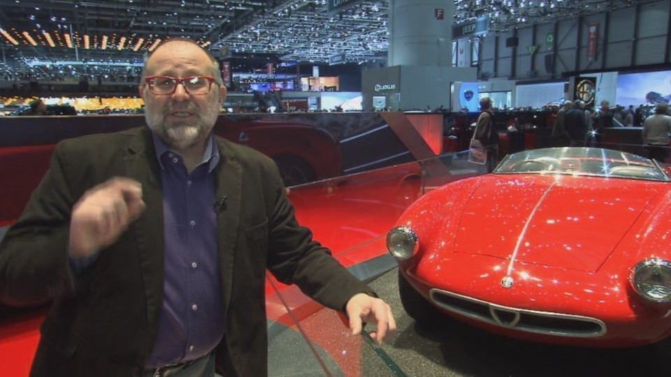 Ženeva - Alfa Romeo