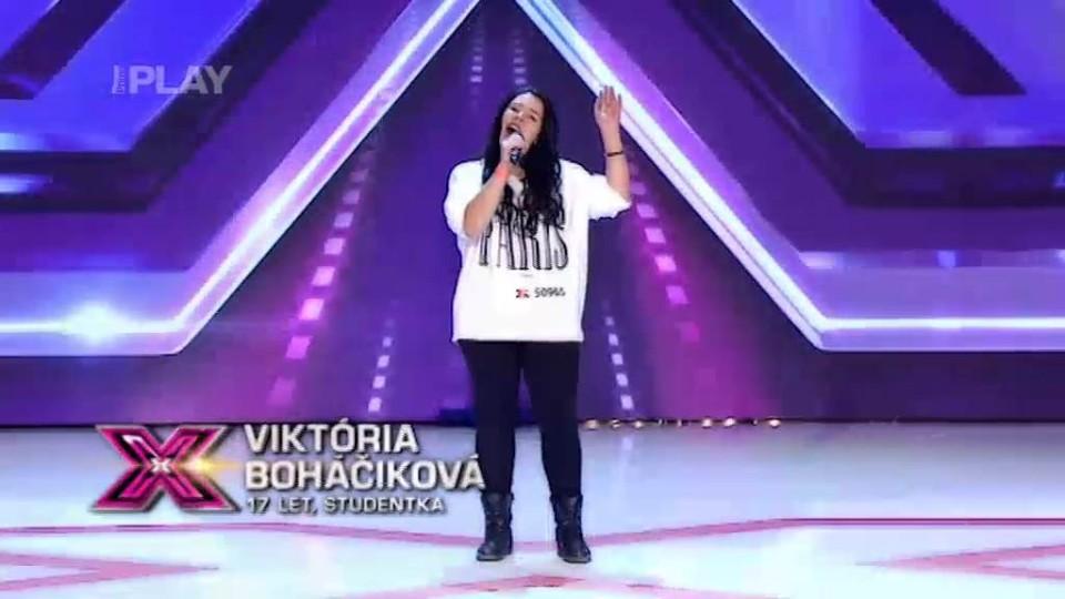 Nejlepší vystoupení (3) - Victoria Boháčiková