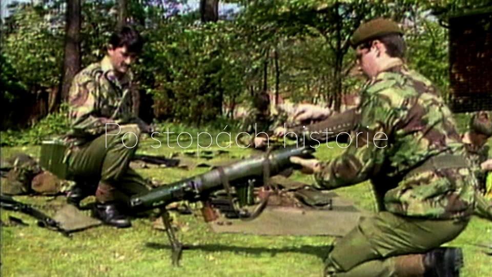 Válka o Falklandy - upoutávka