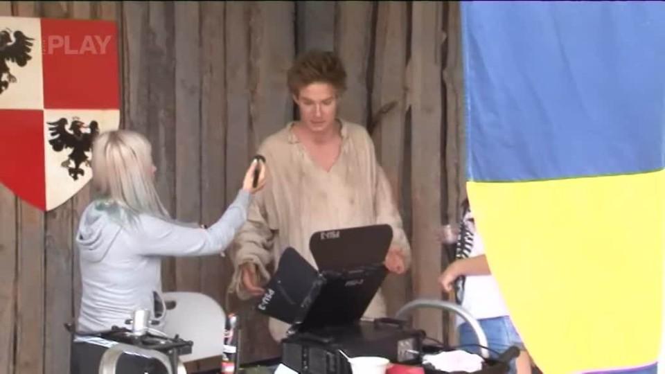 VIP - Bolek Polívka a syn Vladimír