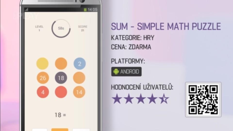 Prima Rádce - Aplikace Logická hra