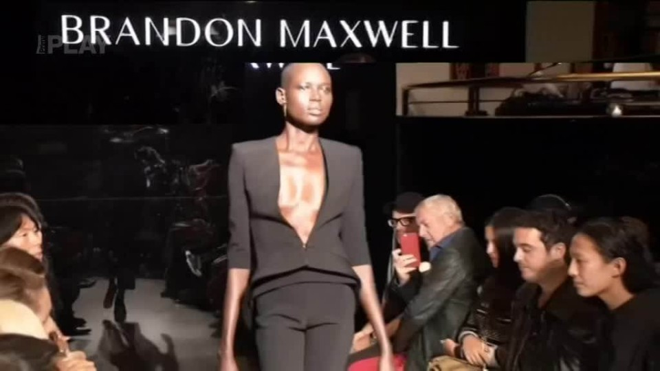 TOP STAR - New York Fashion Week