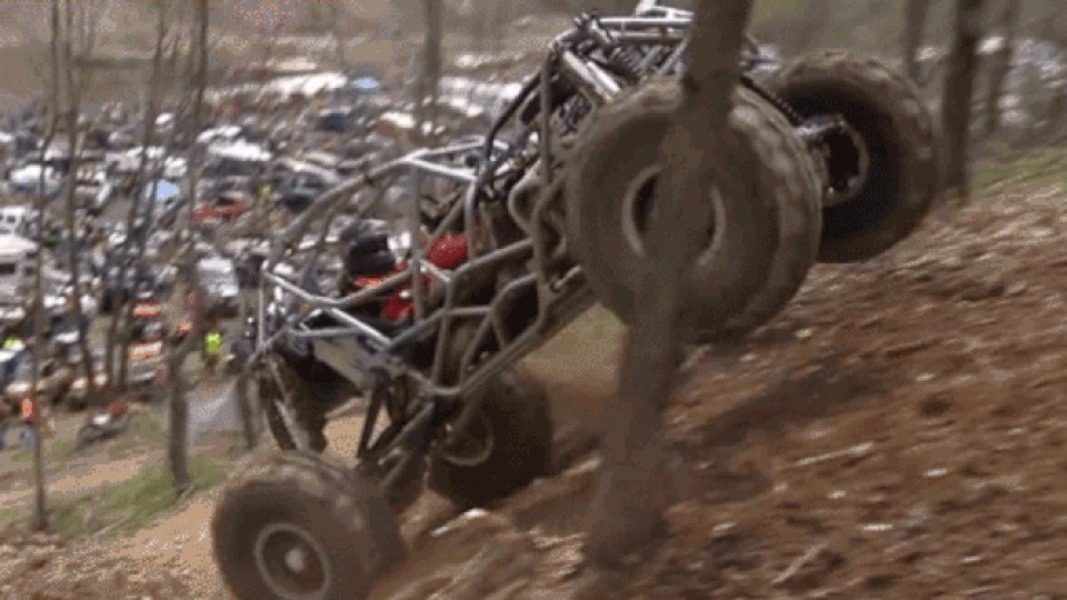 Off-Road Hill Climb