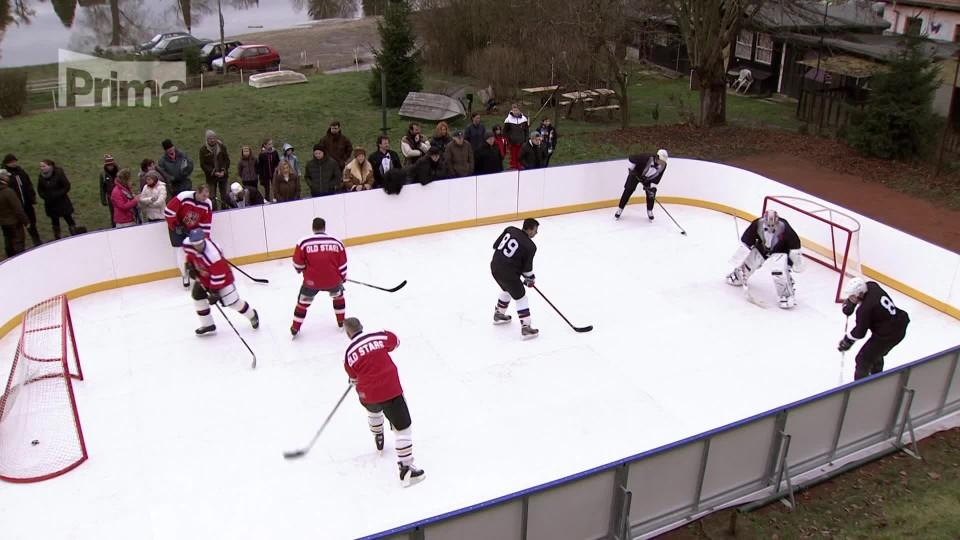 Martin Dejdar o hokeji