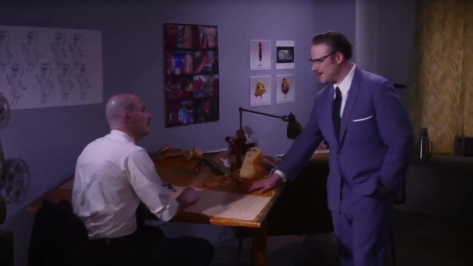 VIDEO: Seth Rogen jako Walt Disney