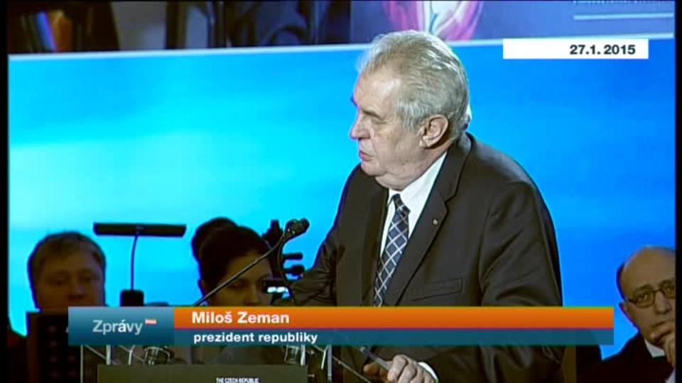 Politici hodili prezidenta přes palubu: měl se omluvit!