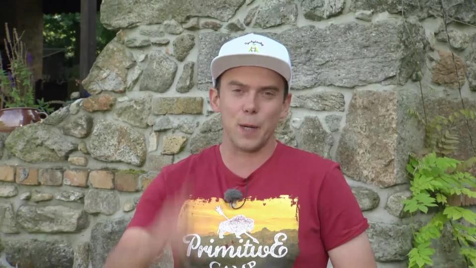 Vychytávky Ládi Hrušky - Síto na sušení hub