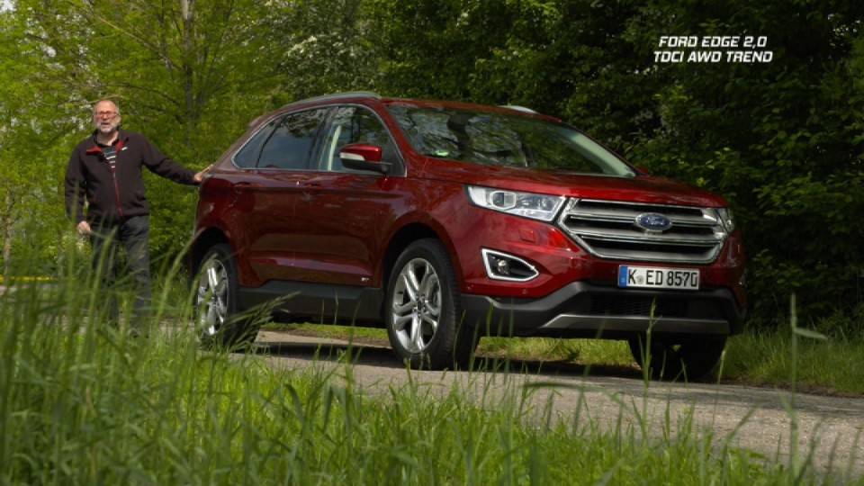 Ford Edge 2,0 TDCI AWD Trend