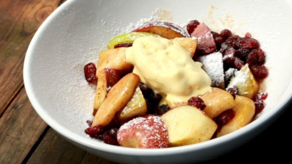 RTŠ! II (4) - Jablka s brusinkami a vanilkovou zmrzlinoul