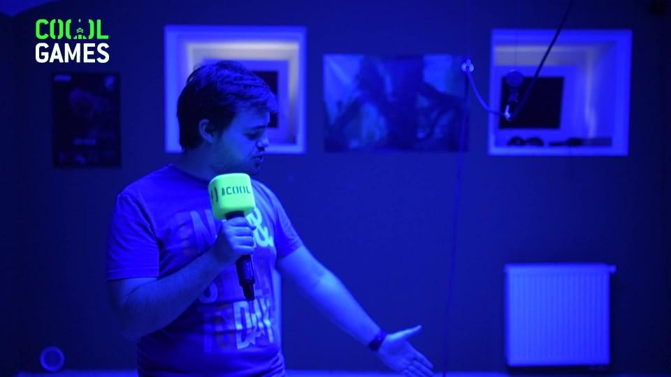 COOL Games - Virtuální realita