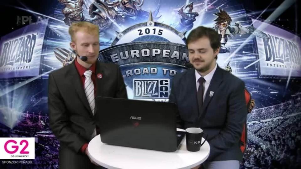 Road to BlizzCon 2015 - Sobota - Závěrečné studio
