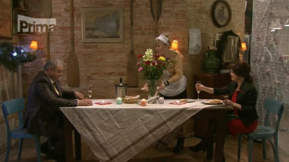 Přístav (57) – Večeře Koblihy a Krupičky