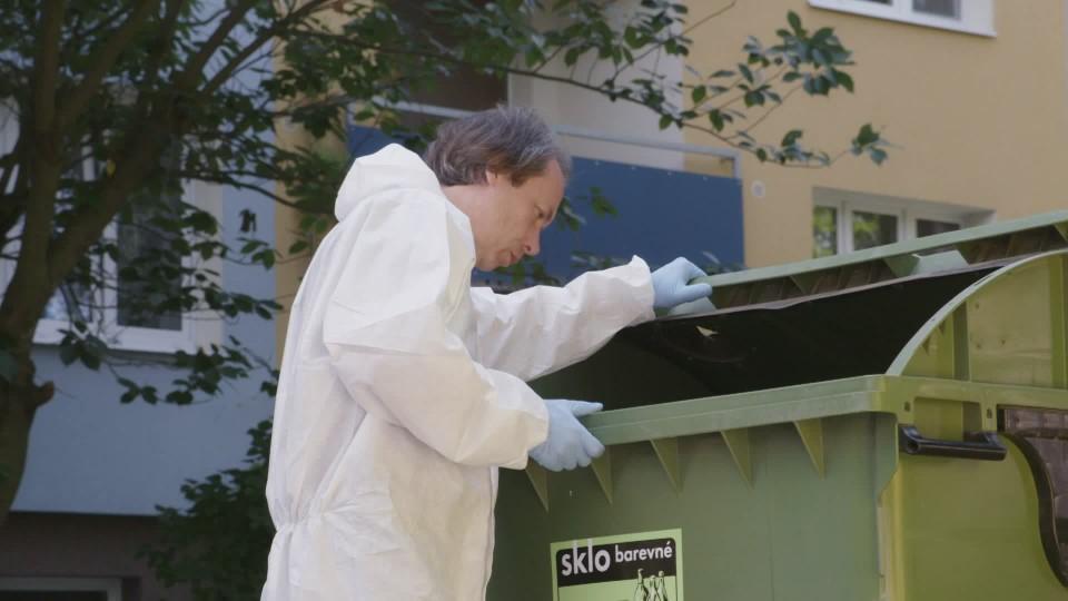 V.I.P. vraždy (8) - Vytříděný odpad