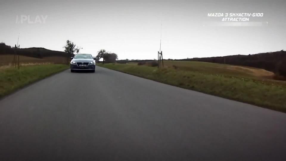Mazda 3 Skyactiv-G100 Attraction