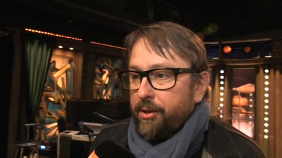 Herec Marek Daniel v SJK