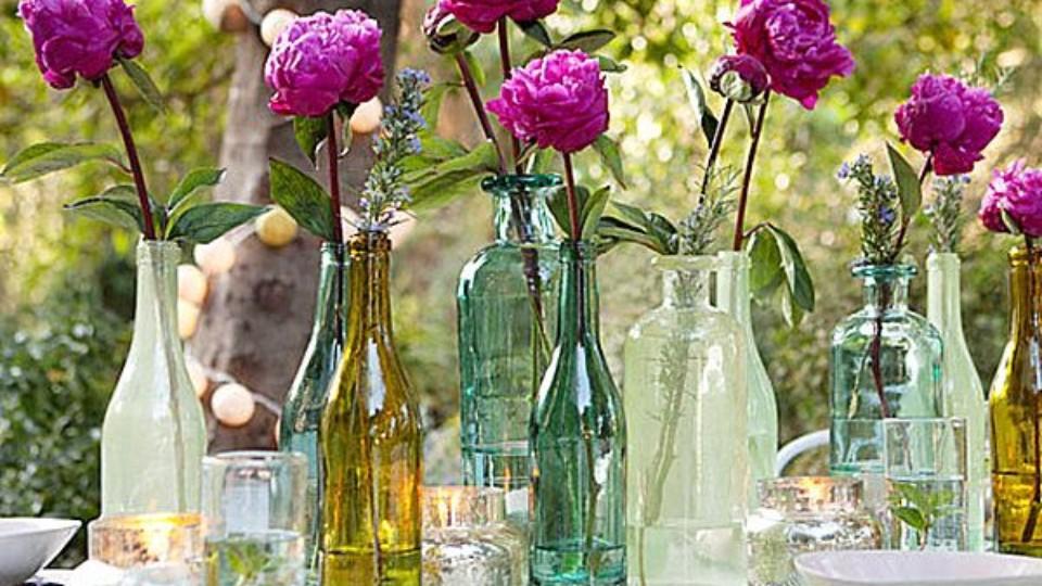 Jak připravit zahradní stůl