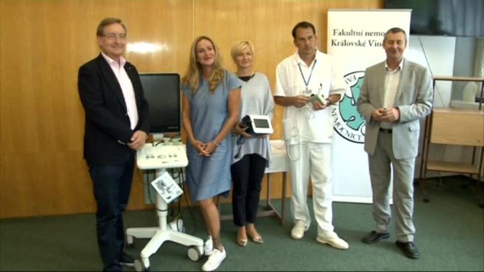 TOP STAR 13.8.2016 - Kapka naděje - Vendula Svobodová Pizingerová
