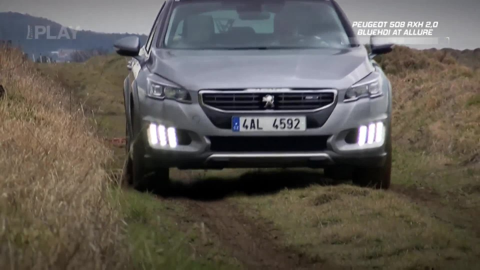 Peugeot 508 RXH 2,0 BlueHDI AT Allure