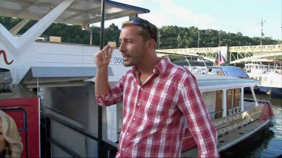 TOP STAR 11.8.2016 - Petr Vondráček - zranění a rodina