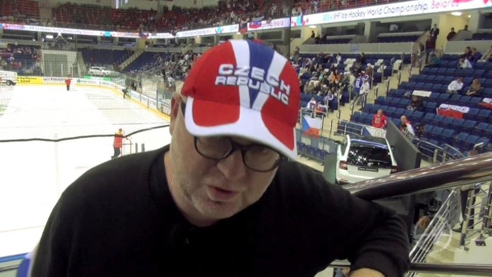 Cesta na Mistrovství světa v hokeji II