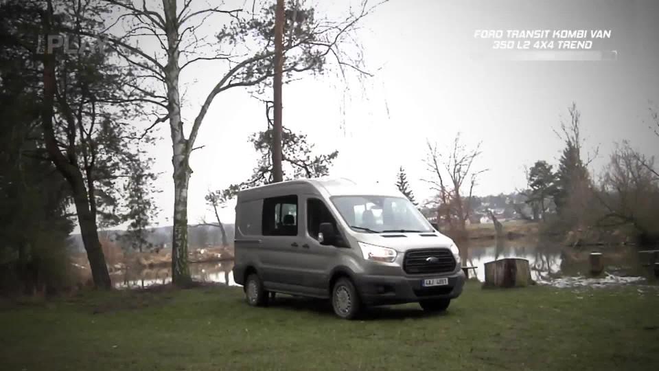 Ford Transit Kombi Van 350 L2 4x4 Trend