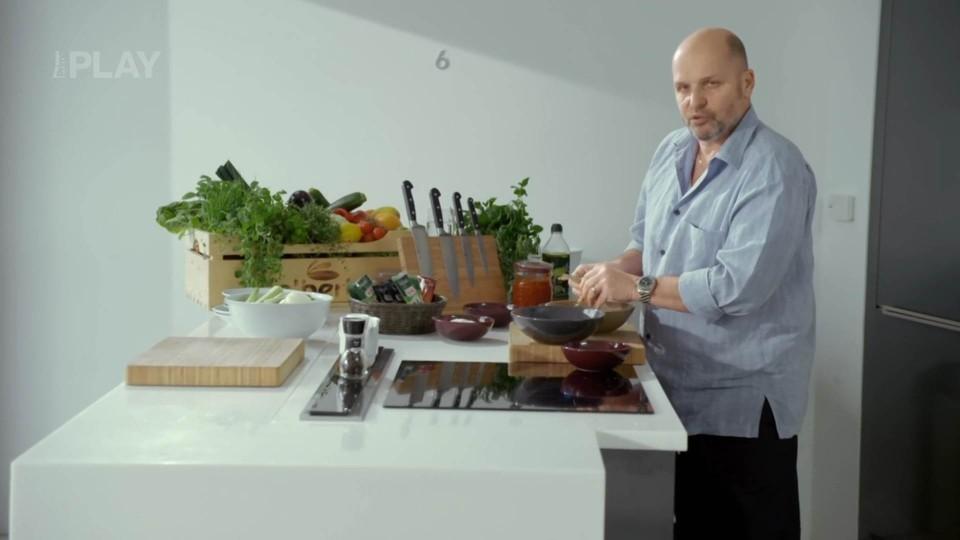 Teď vaří šéf II (3) - Plody moře, těstoviny