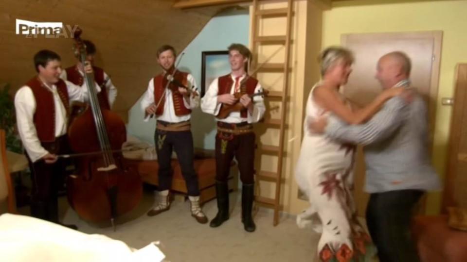Prostřeno - Pořádná tancovačka
