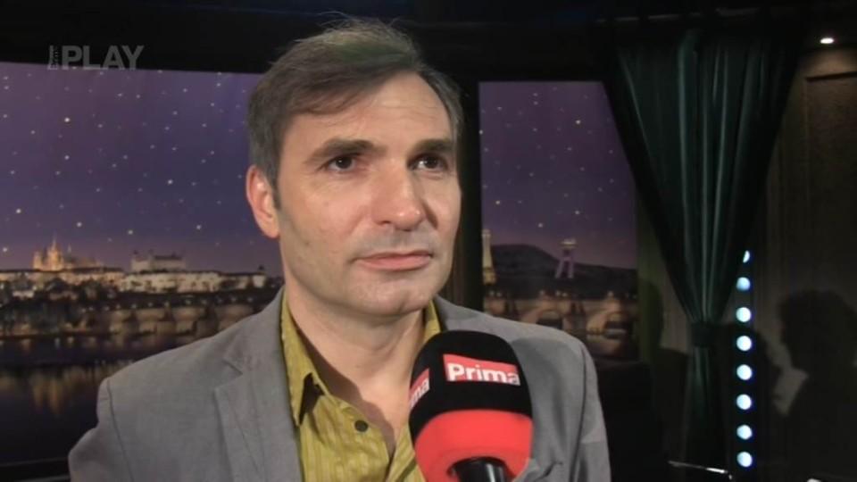 Jiří Macháček - rozhovor