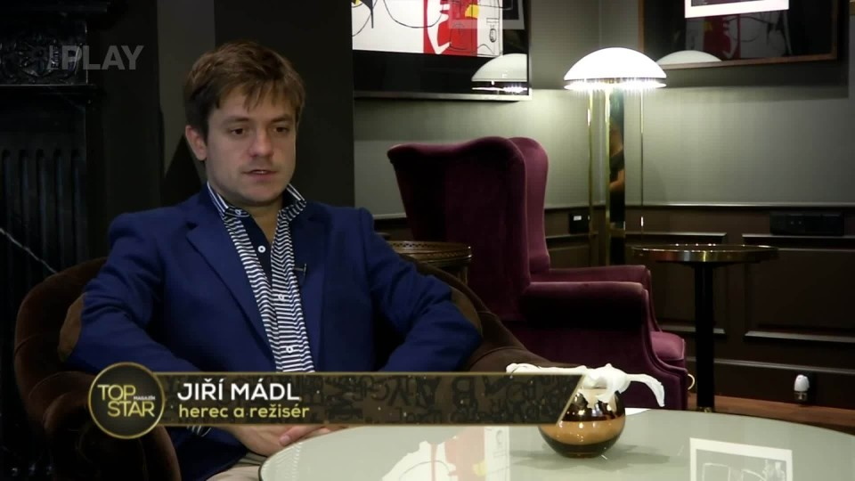 TOP STAR magazín 2015 (44) - Jiří Mádl
