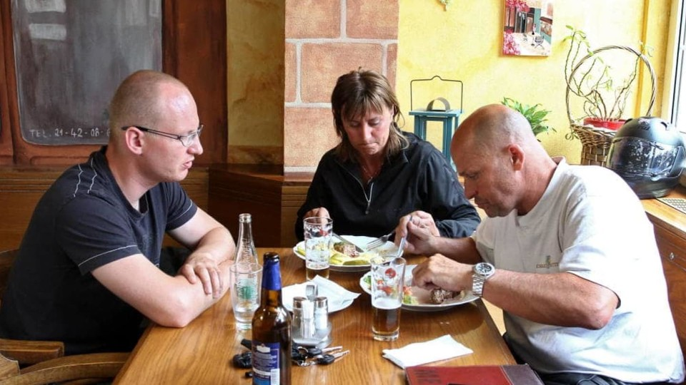 Ano, šéfe! IV (3) - Restaurace Sedmé nebe / Plzeň