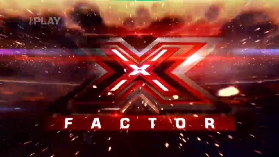 X Factor (vítěz) - Celeste
