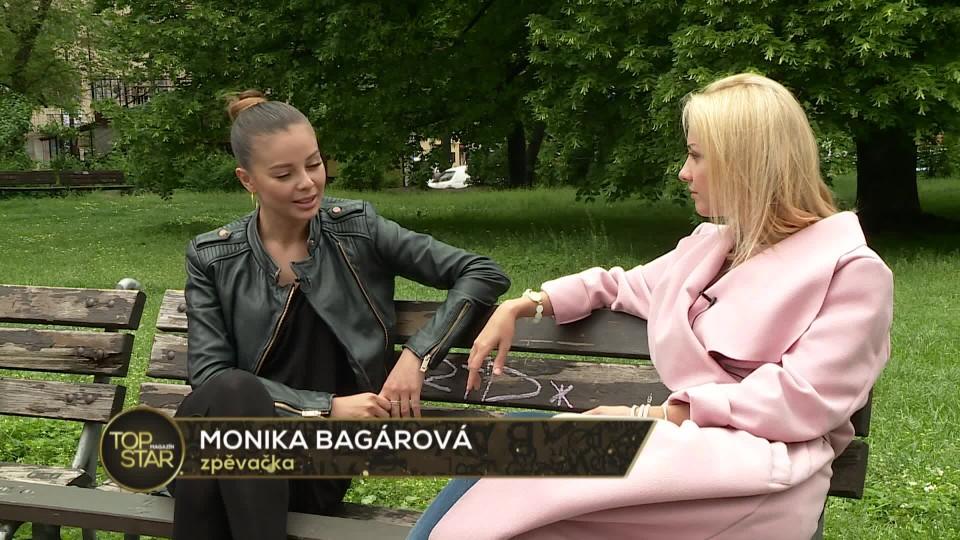 TOP STAR Magazín 2016 (23) - Monika Bagárová