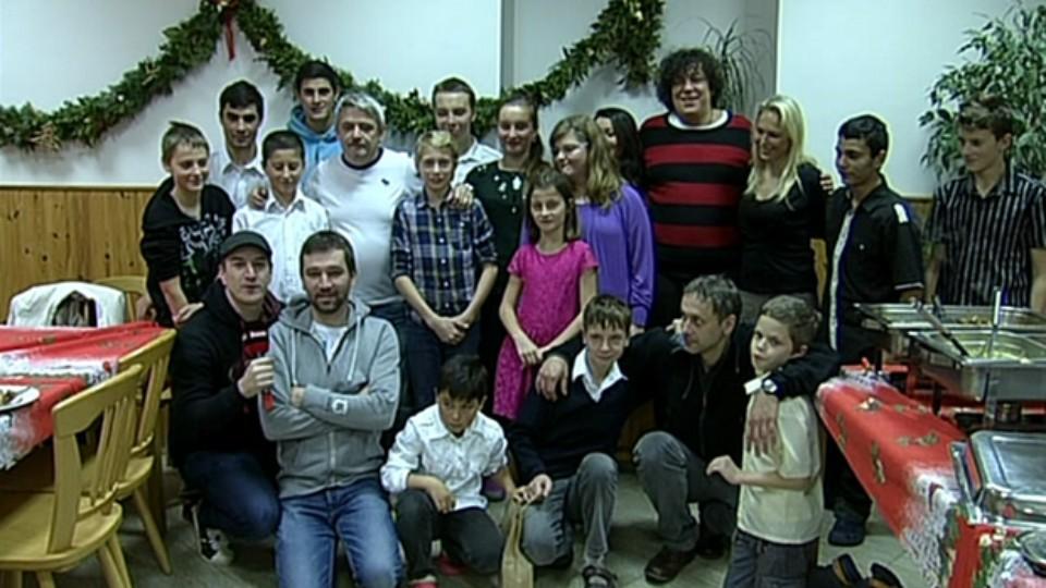 Partička: Vánoce v dětském domově