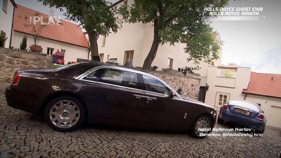 Rolls-Royce Ghost EWB vs Rolls-Royce Wraith I