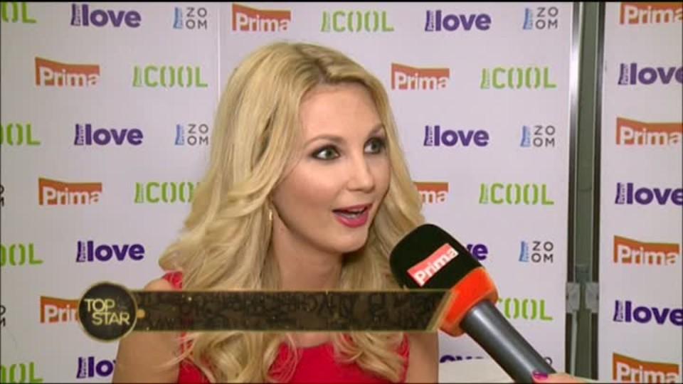 TOP STAR 17.4.2016 - V.I.P vraždy - Sandra Parmová a Tomáš Mecháček