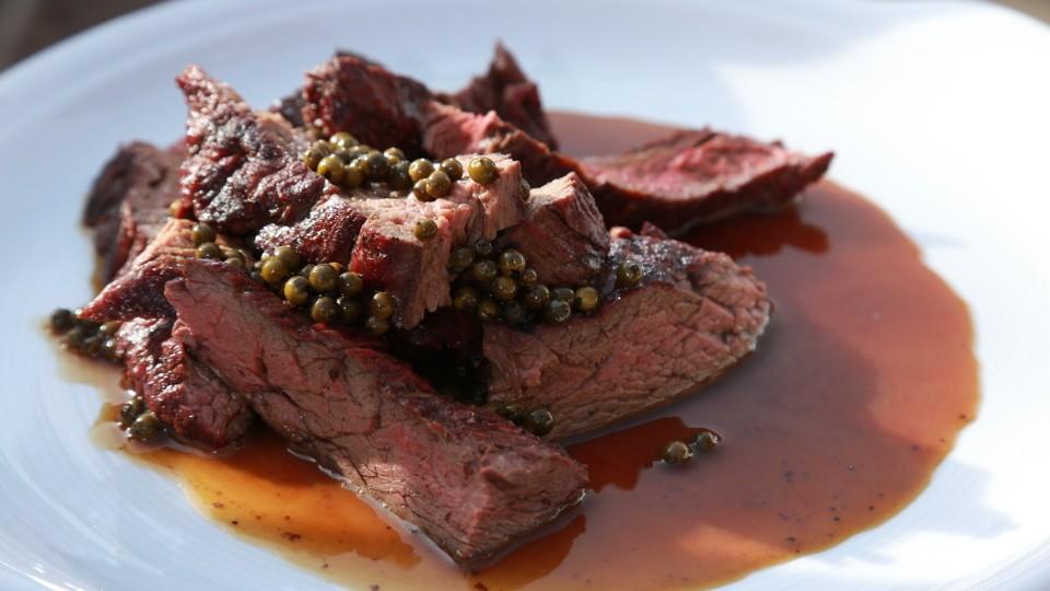 RTŠ II. (1) – Hovězí steak Yamato na zeleném pepři