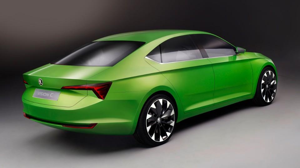 Škoda VisionC - Ženeva