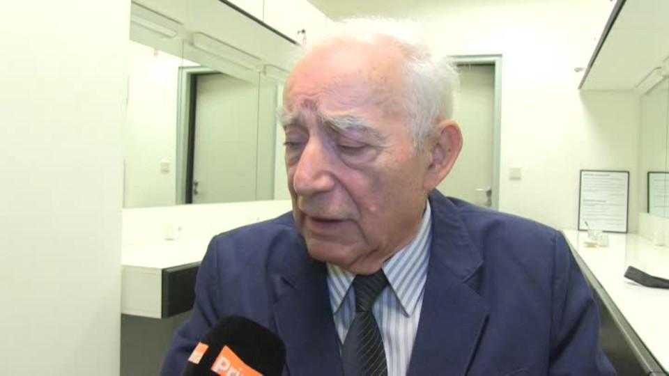 Neurofyziolog Tomáš Radil v SJK