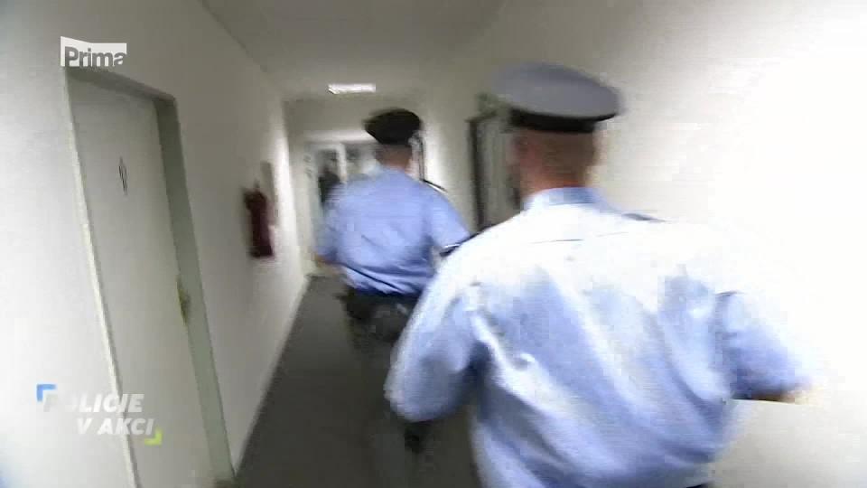 Zbitý vydřiduch - Policie v akci