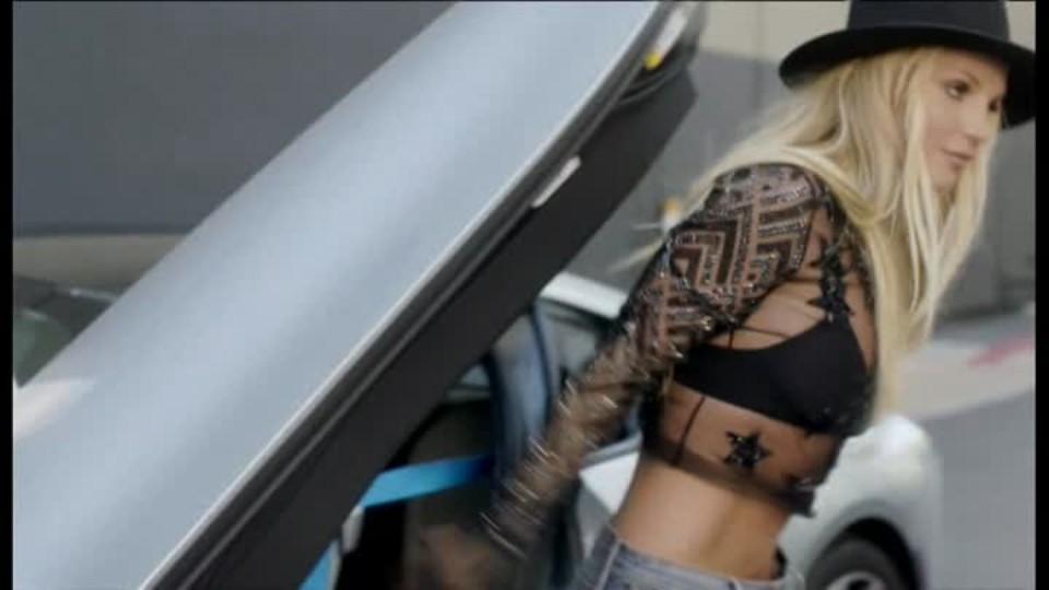 TOP STAR 6.8.2016 - Britney - nový klip